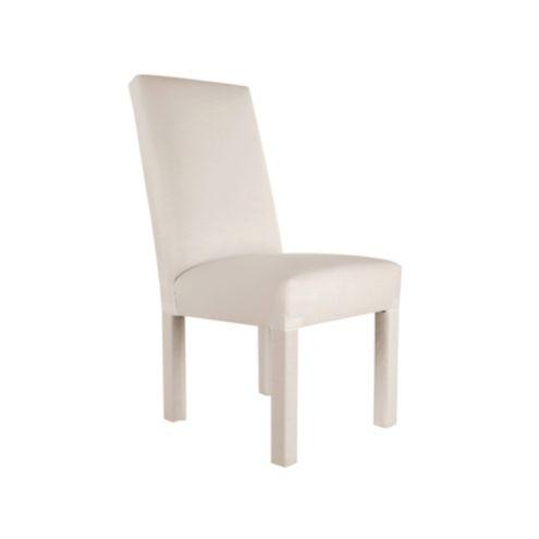 Ballard Essential Parsons Chair Slipcover Ballard Designs