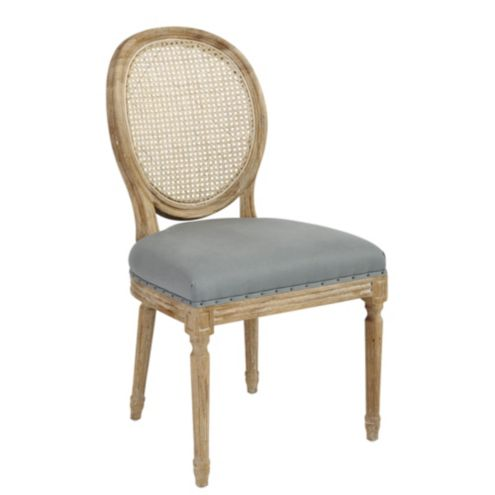 Louis Cane Back Dining Chair - Set of