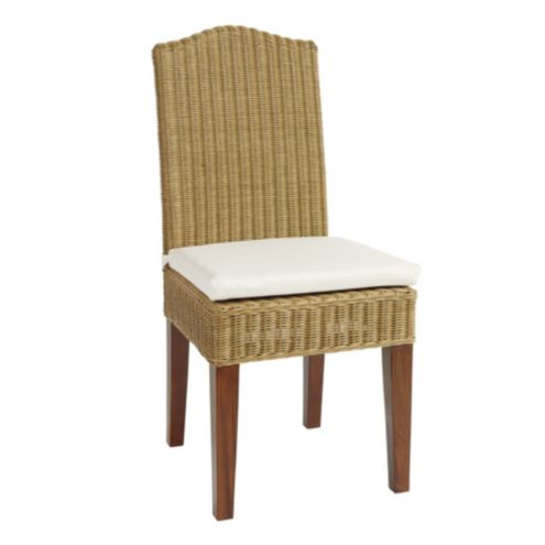 Rosalind Wicker Chairs - Set of 2