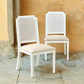 Dayna Arm Chair Ballard Designs