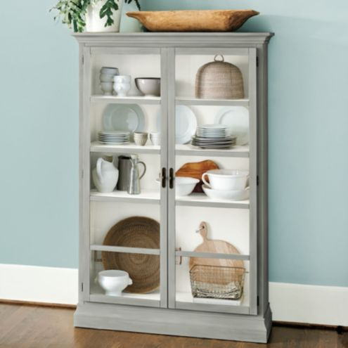 Seneca Display Cabinet - 48' Wide