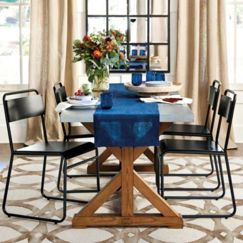 Tatum Trestle Dining Table