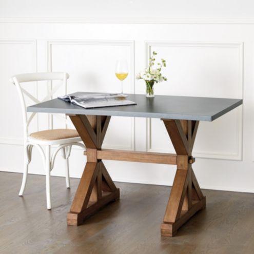 Tatum 48' Trestle Dining Table