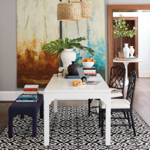 Saratoga Extension Dining Table