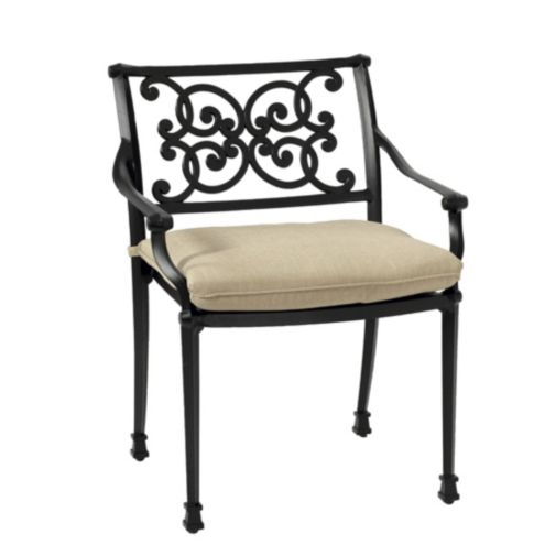 Amalfi Dining Armchair | Set of 2
