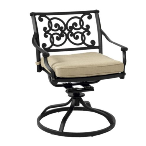 Amalfi Swivel Rocker