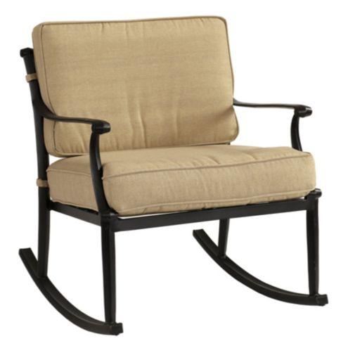 Amalfi Lounge Rocking Chair