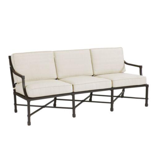 Suzanne Kasler Directoire Outdoor Sofa