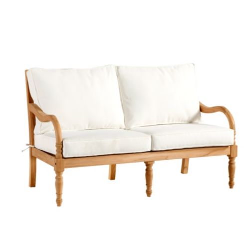 Ceylon Loveseat with Cushion