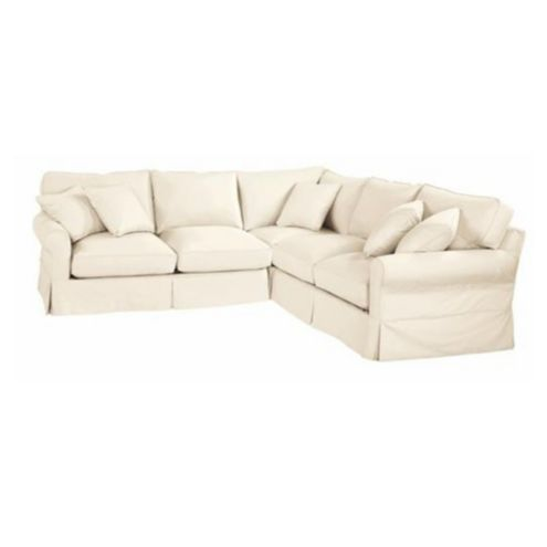 Baldwin 3 | Piece Corner Loveseat Sectional Frame