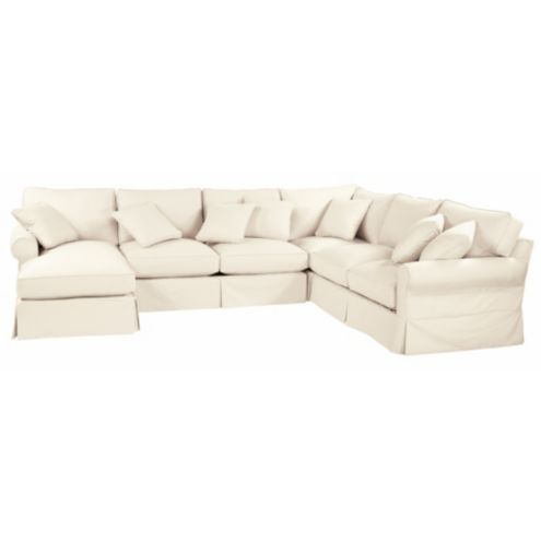Baldwin 4 | Piece Sectional Frame | Left