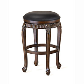 Marlow Counter Stool Backless Counter Stool With Leather