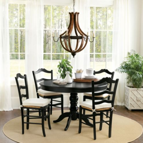 Sidney 5-Piece Dining Set - 48 inch