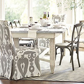 Dining room decor dining room furniture ballard designs for Ballard designs dining room