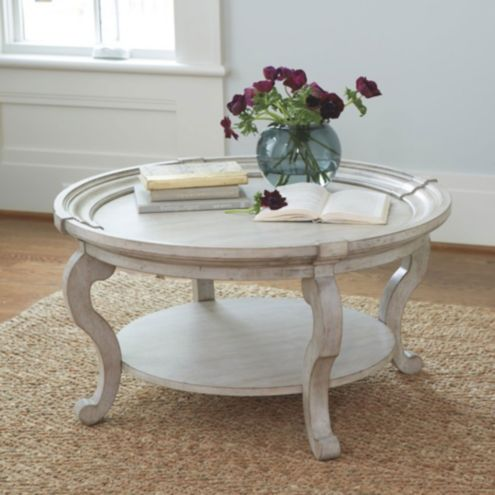 Carrington Coffee Table | European-Inspired Home Furnishings