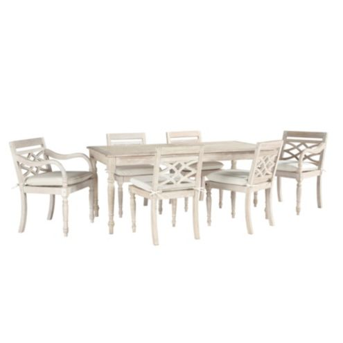 Ceylon 7 | Piece Dining Set