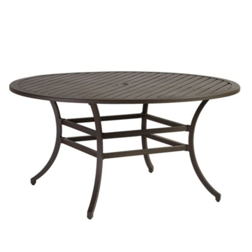 Suzanne Kasler Directoire Round Dining Table | 60