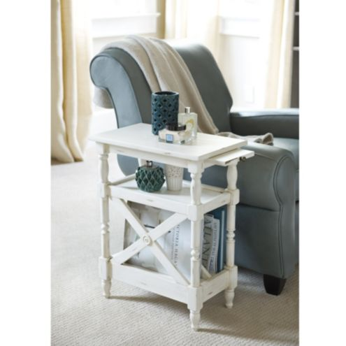 Annette Magazine Side Table