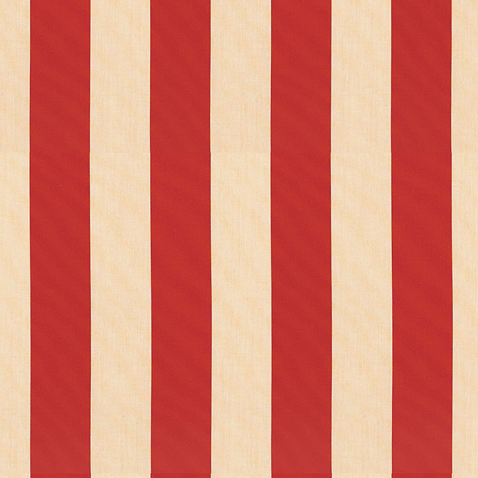 Canopy stripe red sand sunbrella fabric by the yard Sunbrella fabric by the yard