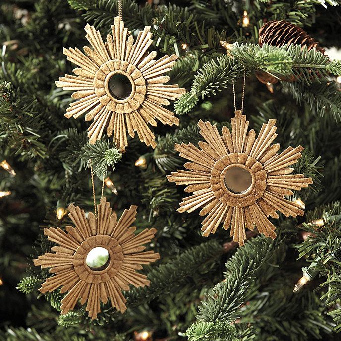 Venetian Star Ornament
