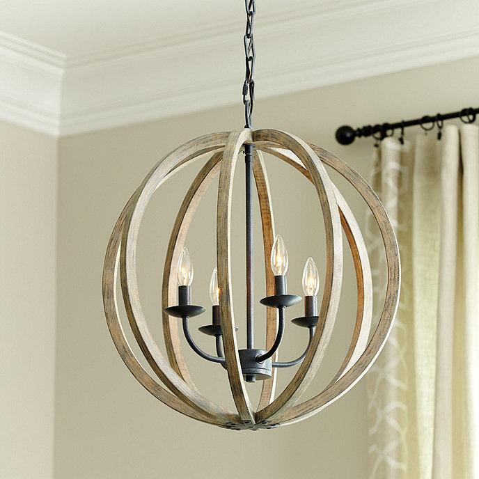 hudson 4 light pendant ballard designs
