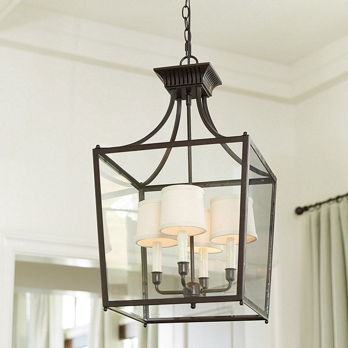 Ballards Lighting: Sheffield 4-Light Chandelier