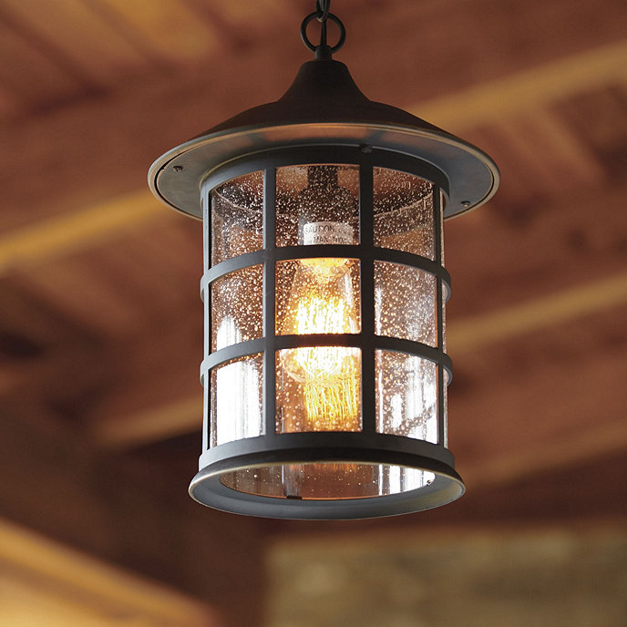 Bolton outdoor pendant Outdoor pendant lighting