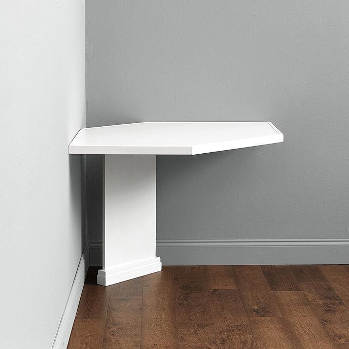 White Painted Wood Desk By Ballard Designs