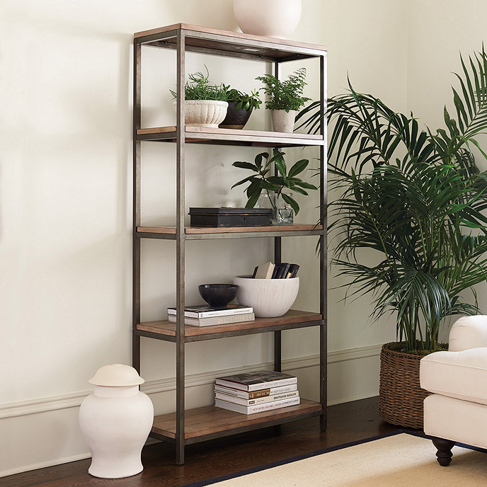 Durham Tall Bookcase - Durham Tall Bookcase Ballard Designs