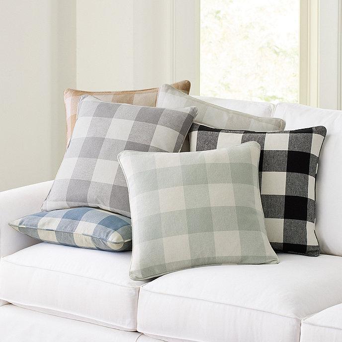 Buffalo check pillow ballard designs for New check designs