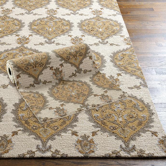 allegro rug ballard designs. Black Bedroom Furniture Sets. Home Design Ideas