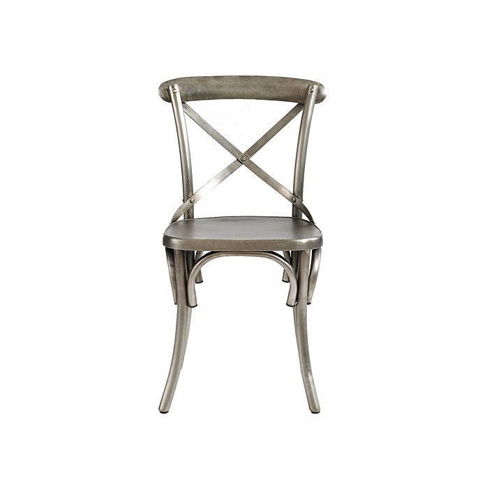 Constance Metal Side Chairs Set Of 2