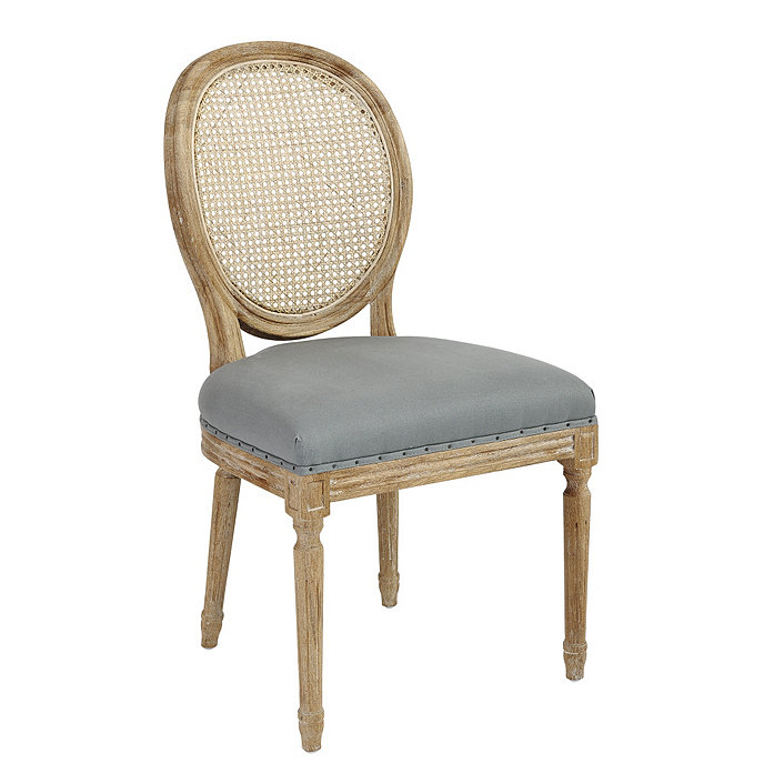 Cane Chair Designs : Louis Cane Back Dining Chair - Set of 2  Ballard Designs