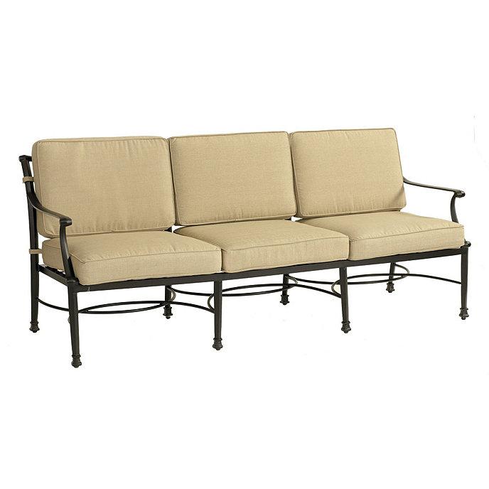 Amalfi sofa for Ballard designs sectional sofa