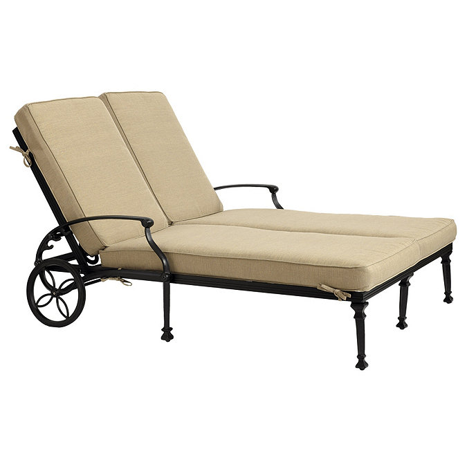 amalfi double chaise