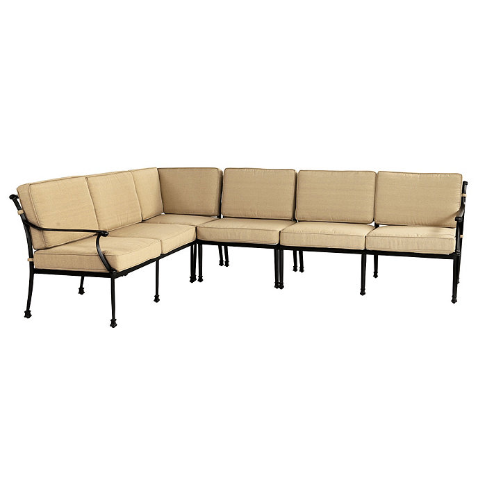 Amalfi Sectional Furniture Table Styles