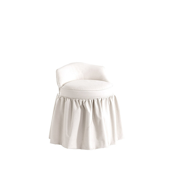 Ballard Design Bathroom Vanity : Upholstered swivel stool bhb ballard designs