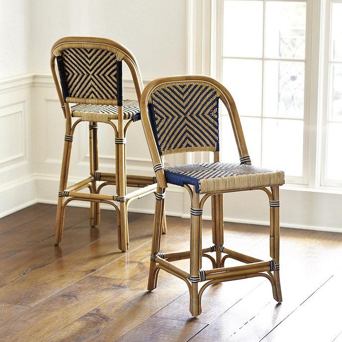 Ballard Design Kitchen Chairs: Paris Bistro Barstool