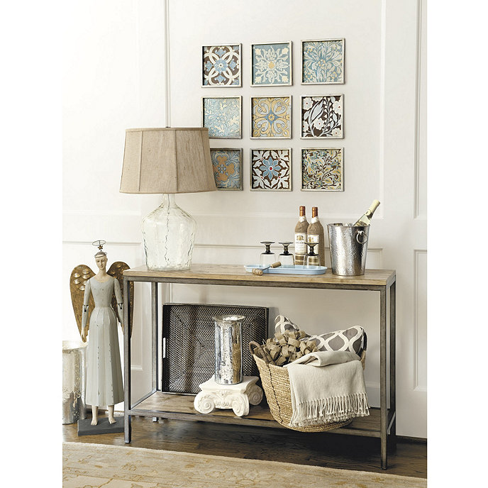 Home Goods Foyer Table : Entrance console tables home design architecture