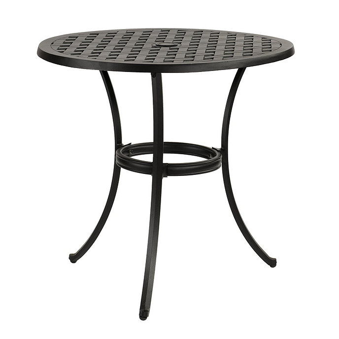 Amalfi cafe table 30 inch ballard designs for Cafe table design