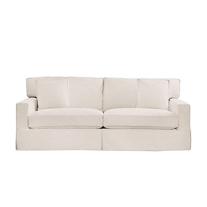 Graham sofa slipcover ballard designs for Ballard designs sectional sofa