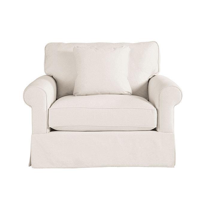 Baldwin Upholstered Club Chair | Ballard Designs