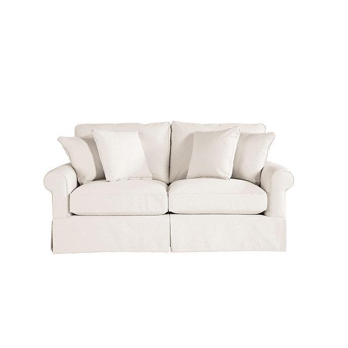 Baldwin upholstered apartment sofa ballard designs for Ballard designs sectional sofa