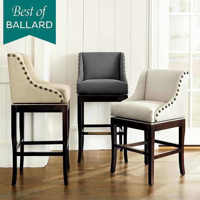 Best Of Ballard Marcello Counter Stool Ballard Designs
