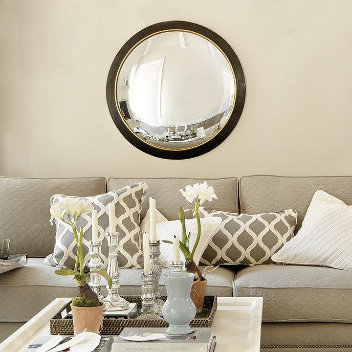 Alastair Convex Mirror Ballard Designs