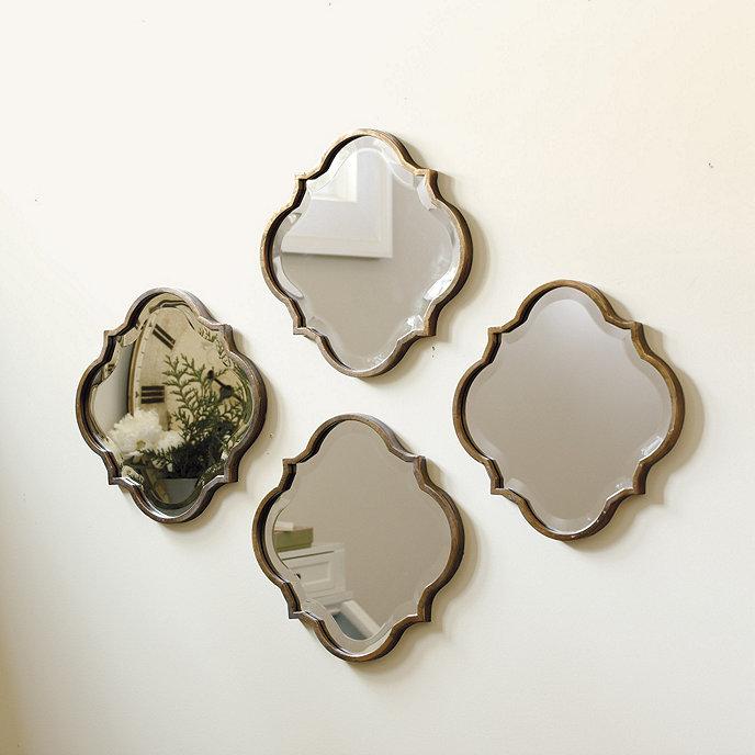 Crest Mirror Ballard Designs
