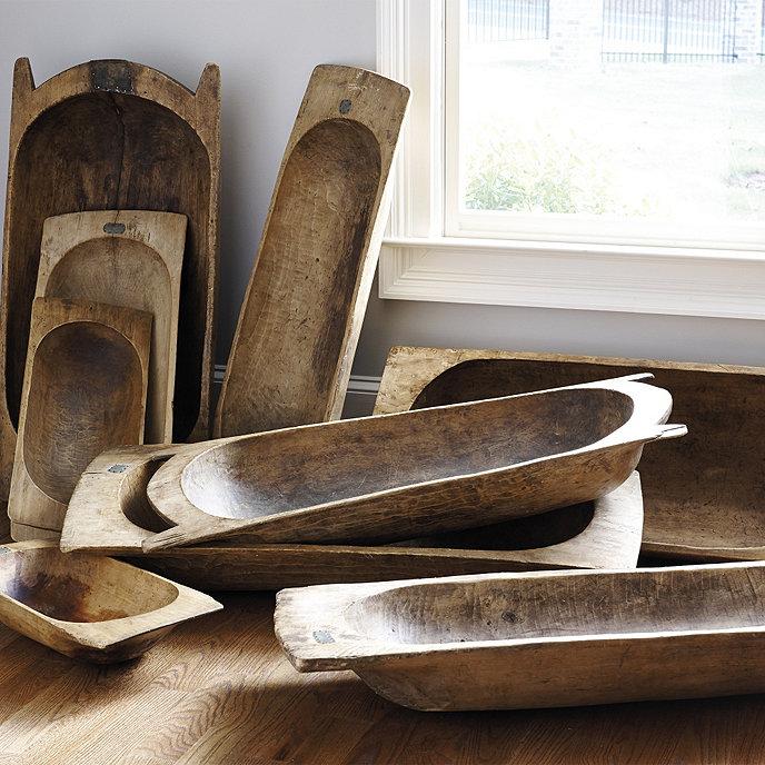 Found European Dough Bowls Ballard Designs