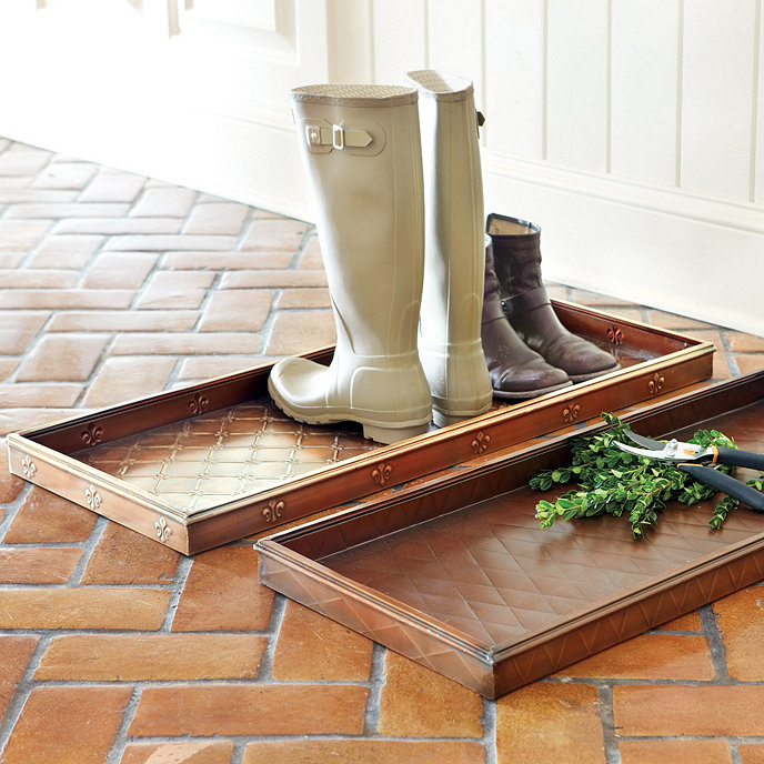 Entryway Boot Trays Mudroom Boot Tray English Boot