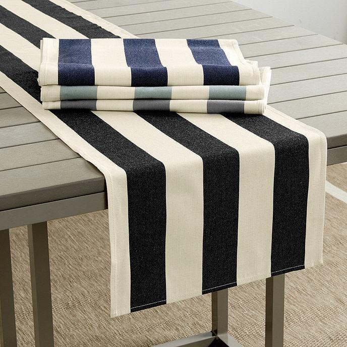 Sunbrella Table Runner Ballard Designs