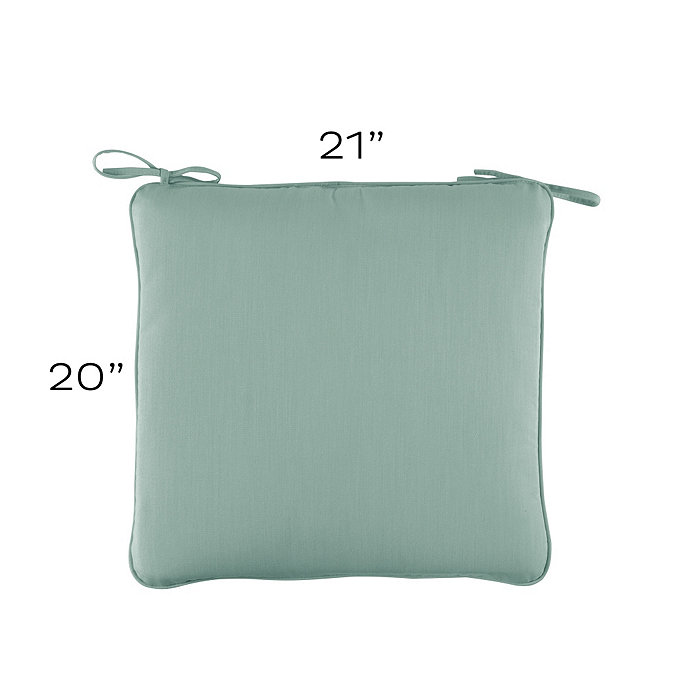 Outdoor Chair Cushion G 21 X 20 Ballard Designs